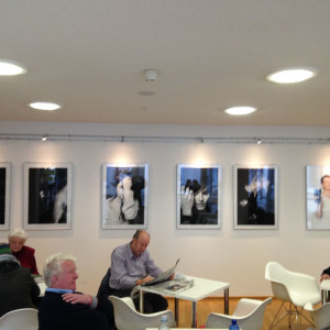 Katrin Heyer - Ausstellung - Stadtbücherei Würzburg 2016