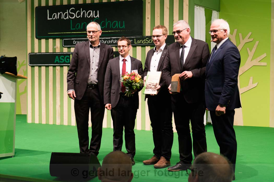 HolzbauPlus - Preisverleihung - 24.01.2017 - Berlin - Staatliches Bauamt Schweinfurt © Gerald Langer