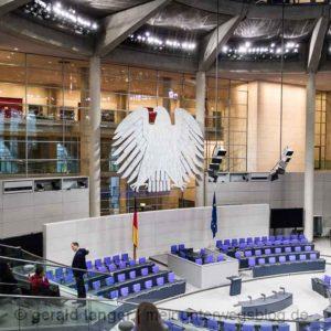 Berlin - Deutscher Bundestag - 24.01.2017 © Gerald Langer
