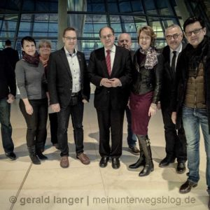 Berlin - Deutscher Bundestag - 24.01.2017 © Gerald Langer