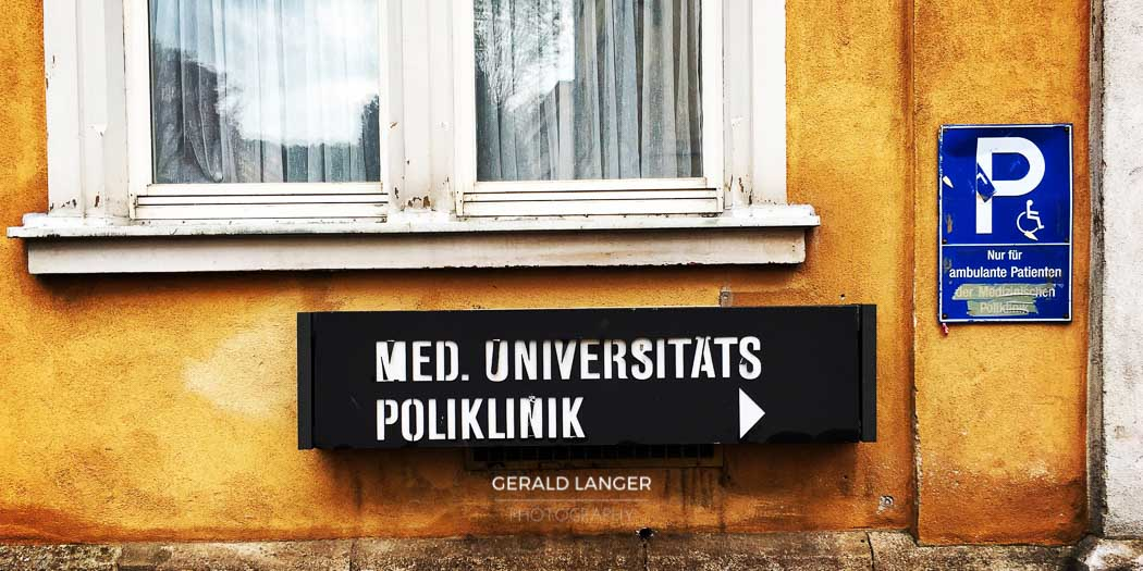 20170502 - Medizinische Poliklinik Wuerzburg - A Lost Place - iPhone 6s © Gerald Langer