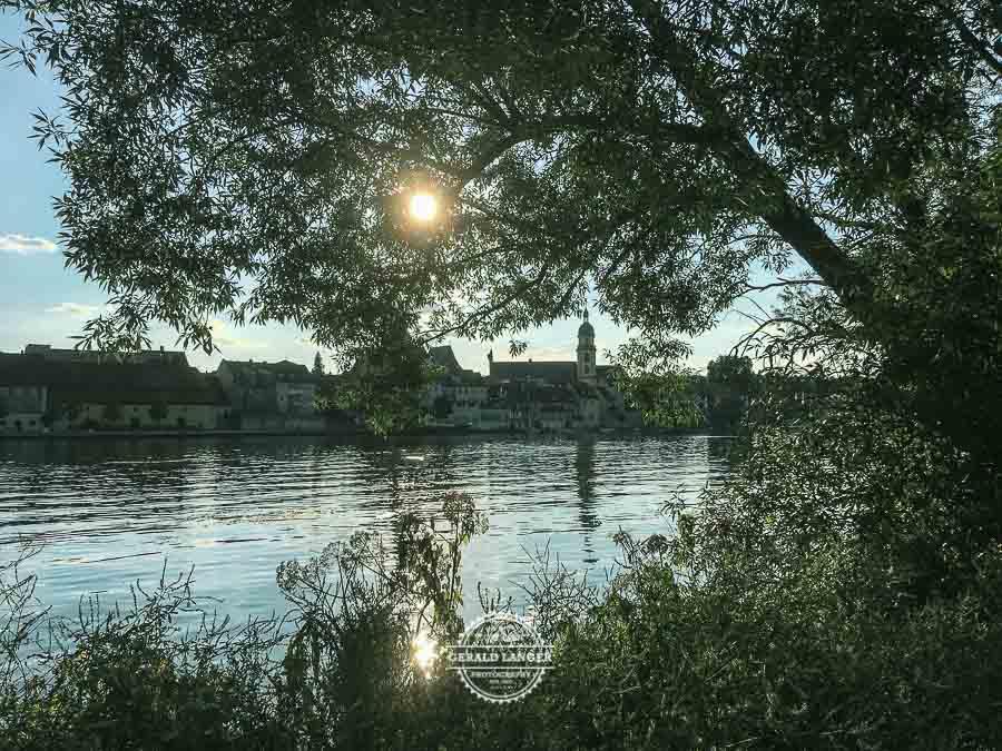 Abendstimmung in Kitzingen 2018 © Gerald Langer
