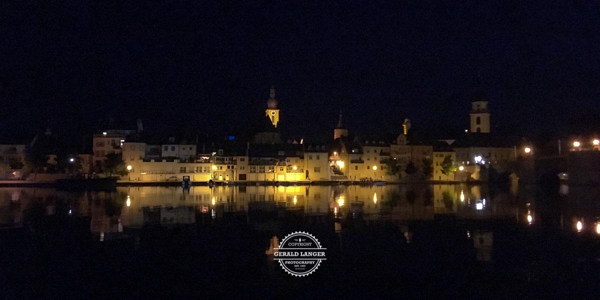 Kitzingen bei Nacht 2018 © Gerald Langer