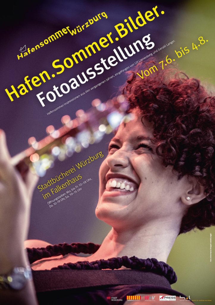 Ausstellungsplakat_Hafen.Sommer.Bilder 2018_Hummel und Lang